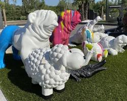 décoration extérieure : animaux en résine - Ternay - Te'rnaysols